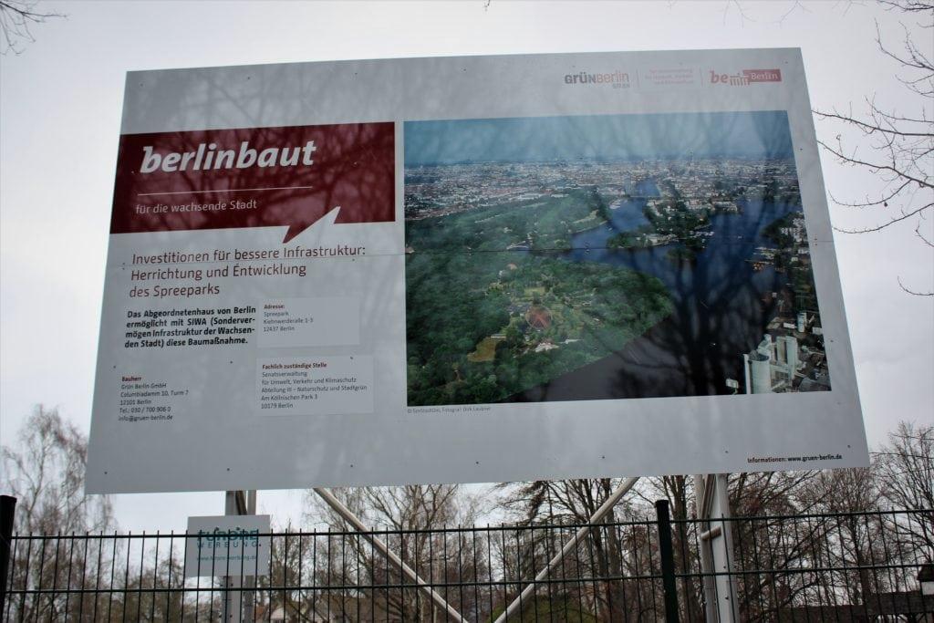opuszczone wesołe miasteczko Berlin