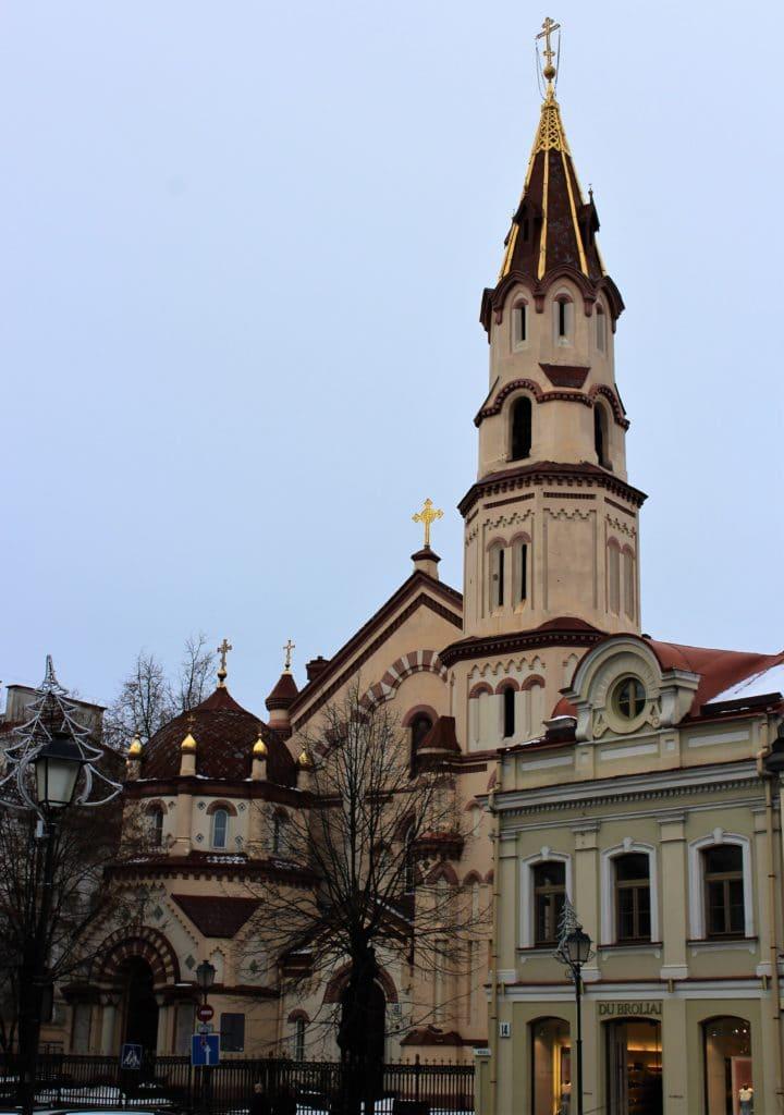 Kościół prawosławny św Mikołaja