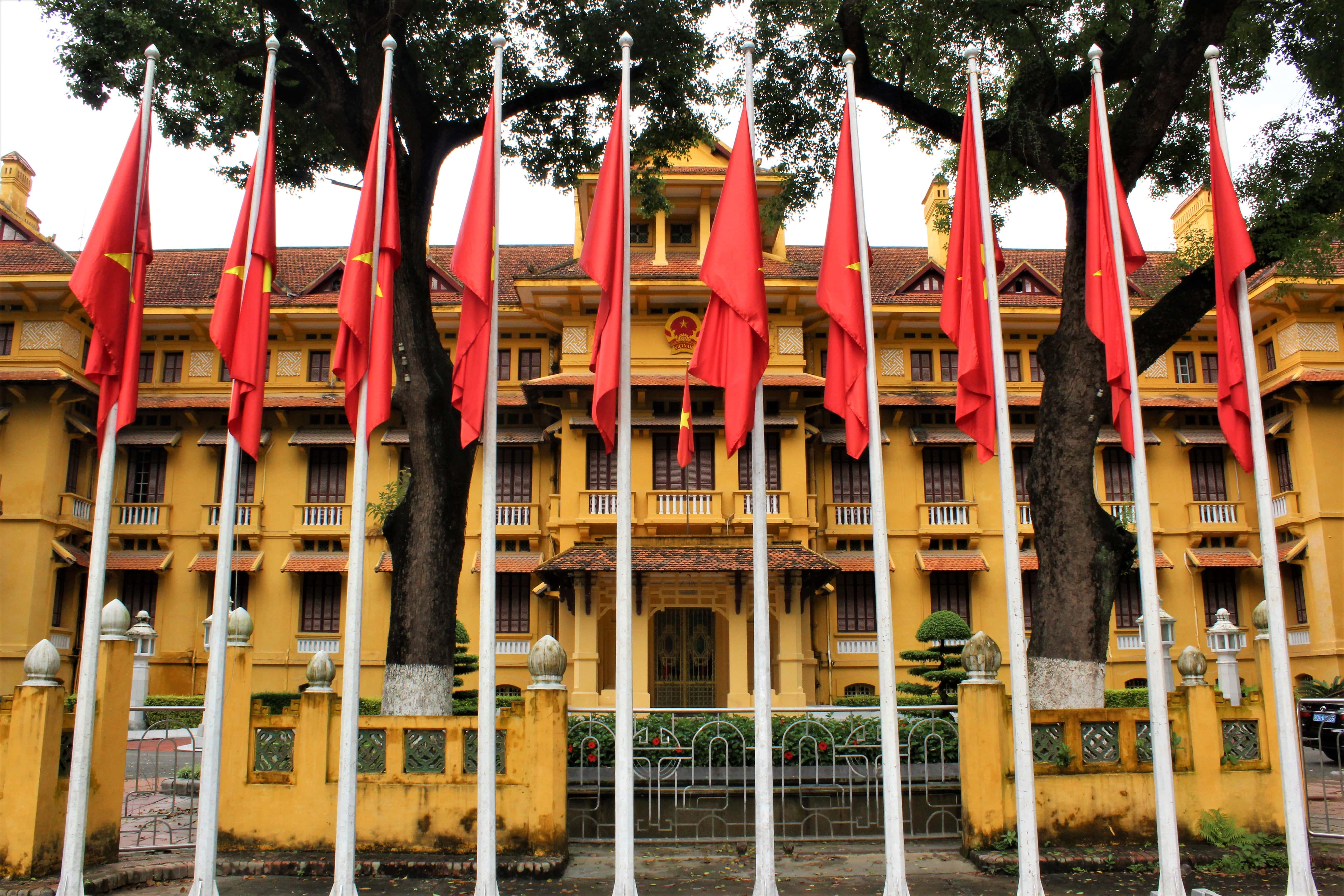 Hanoi: wstęp do Wietnamu