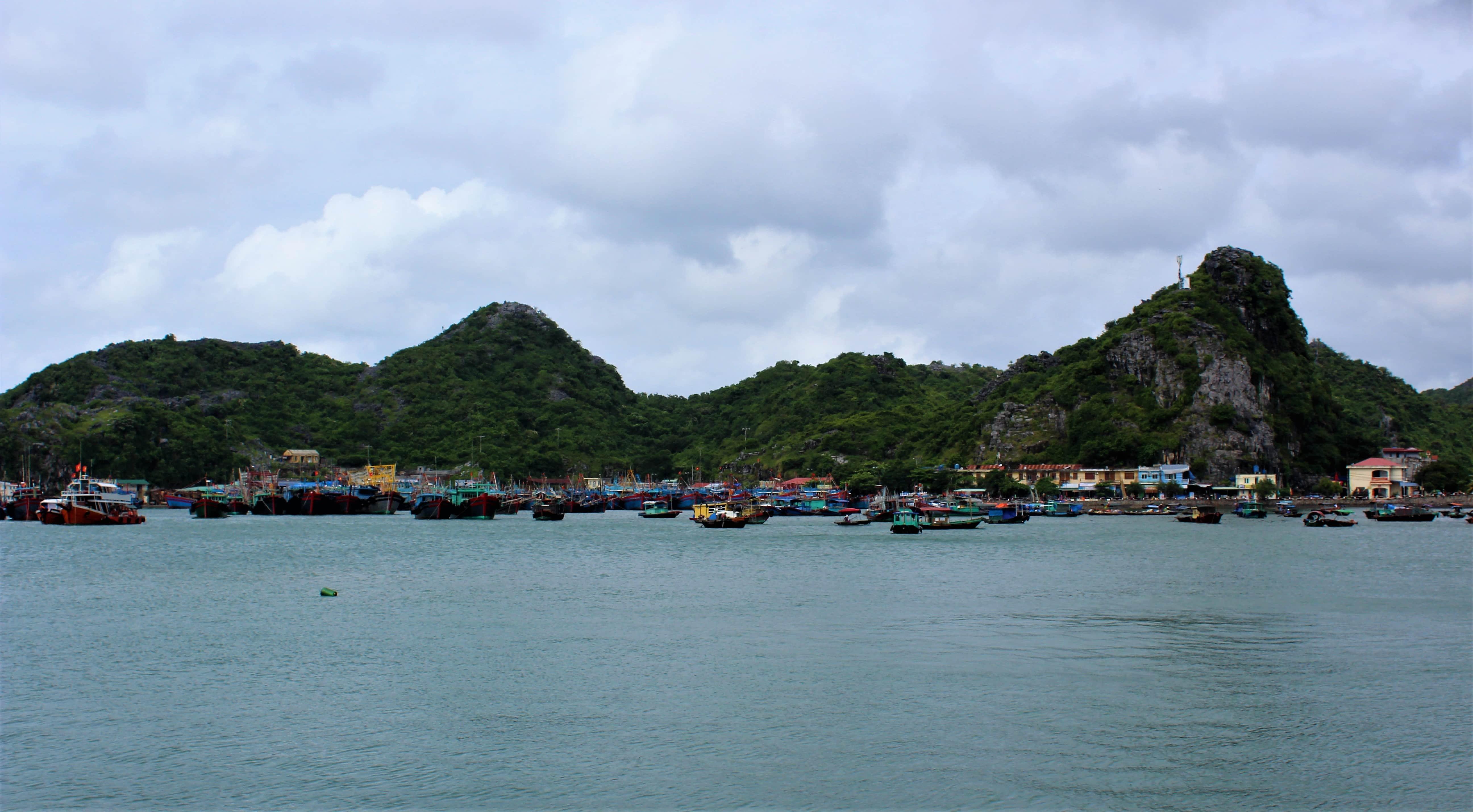 Wyspa Cat Ba – serce zatoki Ha Long