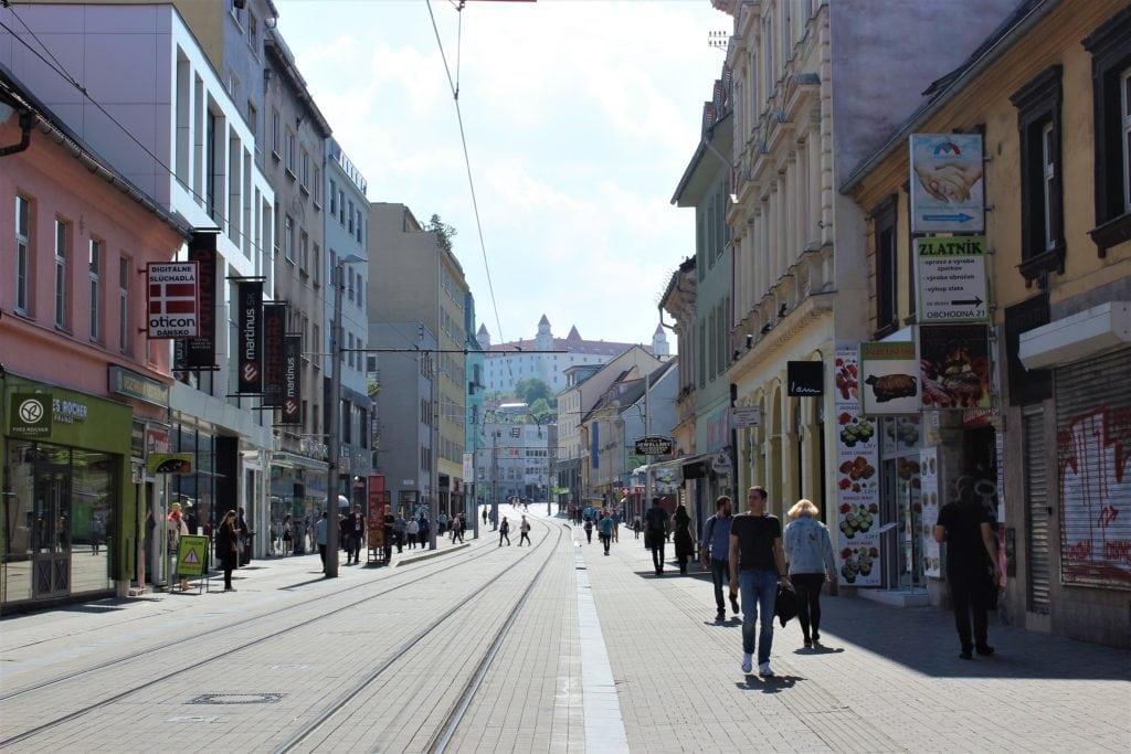Bratysława w jedne dzień