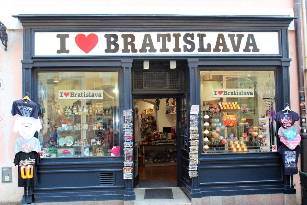 Bratysława w jeden dzień