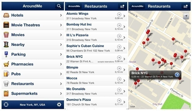 aplikacje dla podróżników
