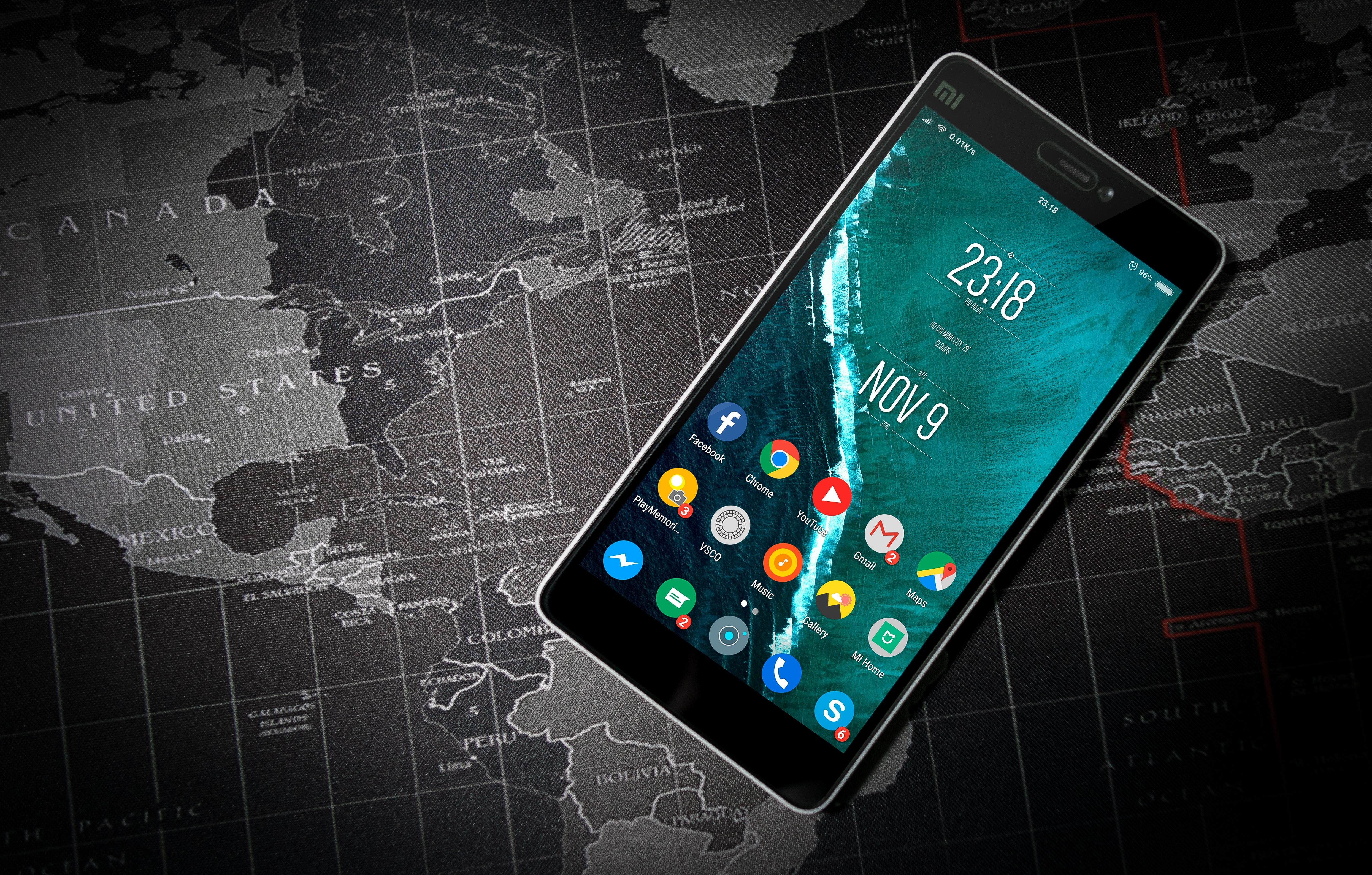 Najlepsze aplikacje dla podróżników – TOP 10