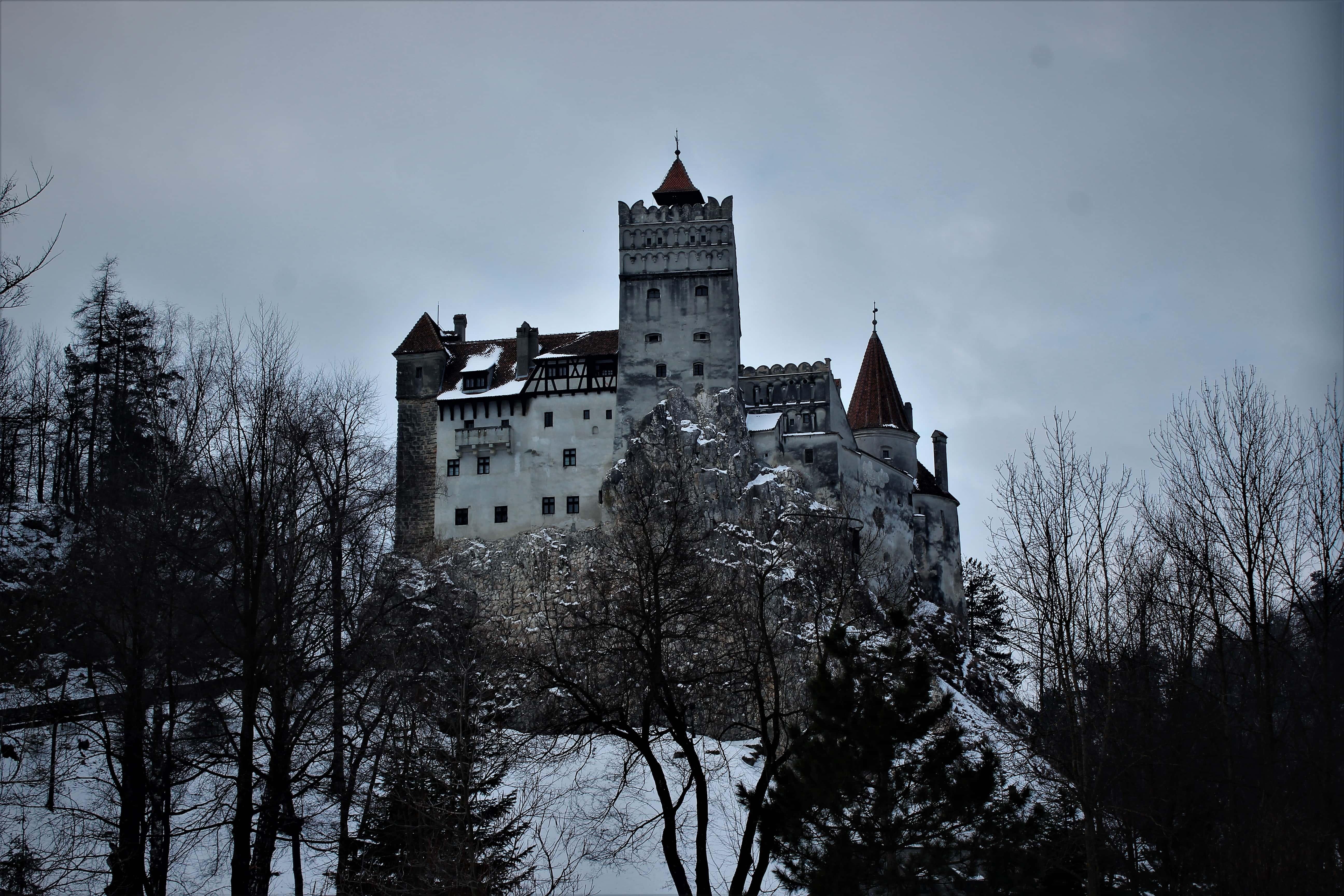 Zamek Bran: śladami Draculi
