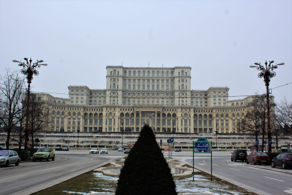 bukareszt parlament