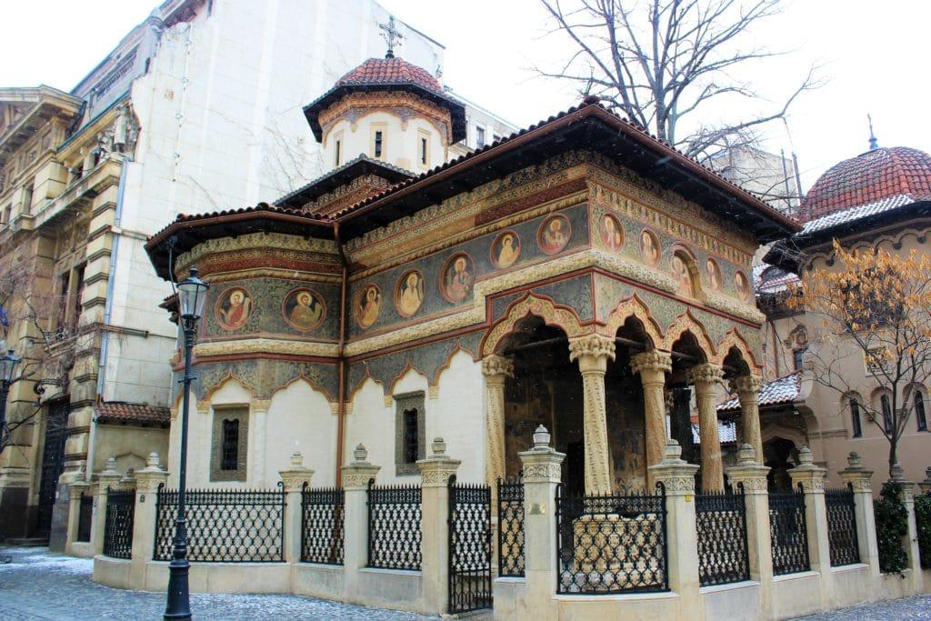 cerkiew Stavropoleos
