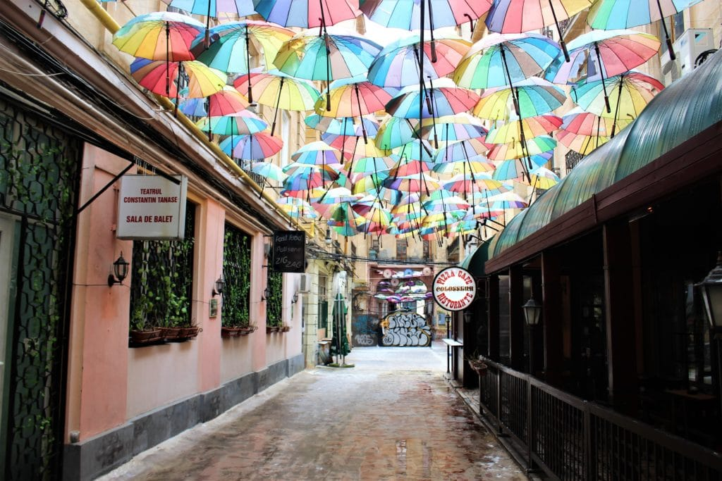 Victoria Umbrellas
