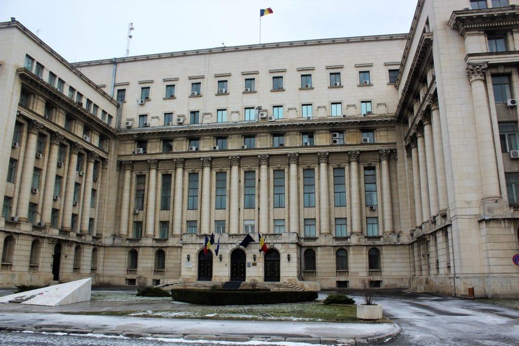 bukareszt plac rewolucji