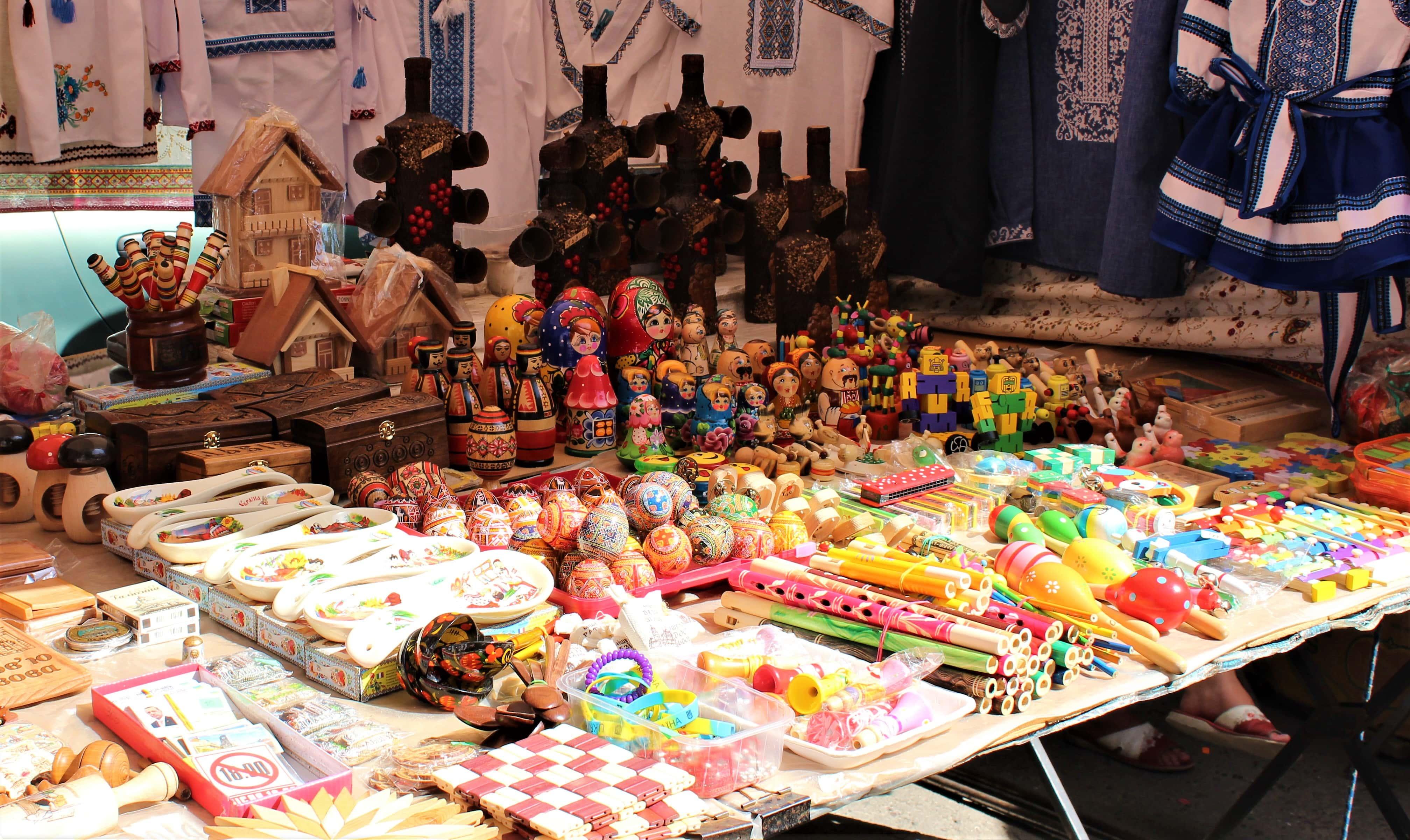 Bazary we Lwowie – tu zatrzymał się czas