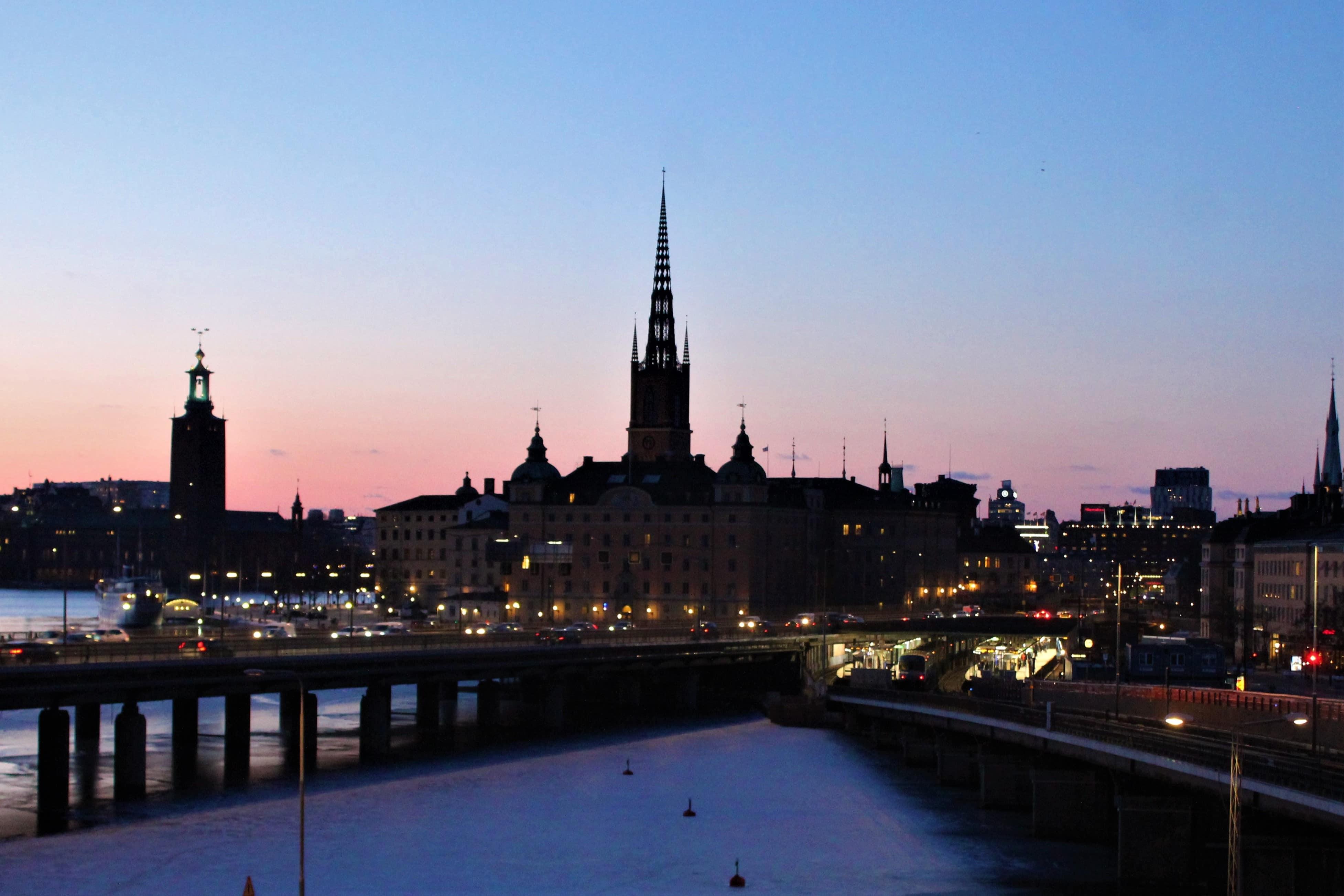 Sztokholm na weekend. Jak zwiedzić stolicę Szwecji i nie wydać milionów monet.