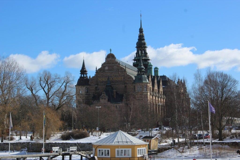 sztokholm nordiska museet