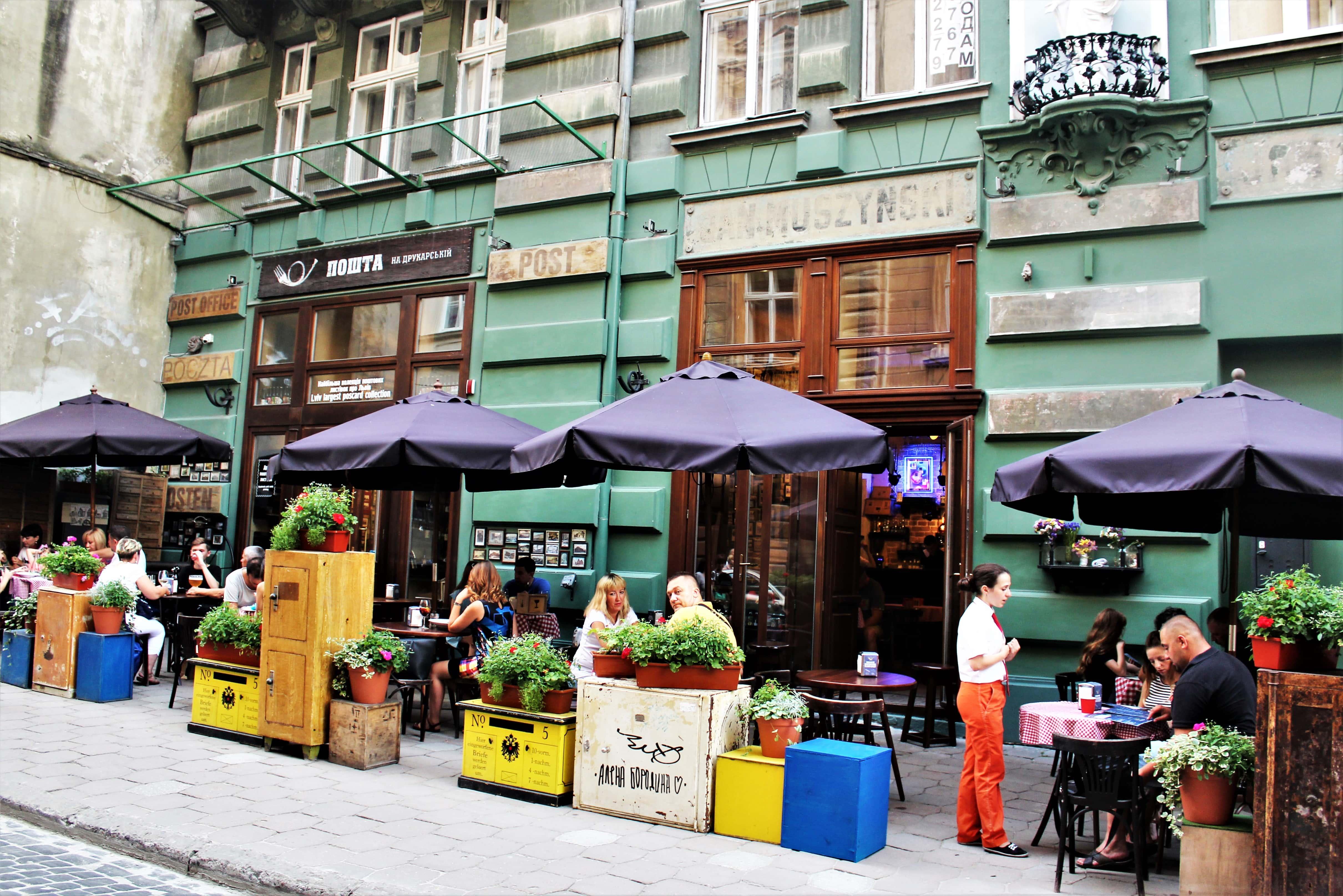 Gdzie zjeść we Lwowie – subiektywny przewodnik kulinarny