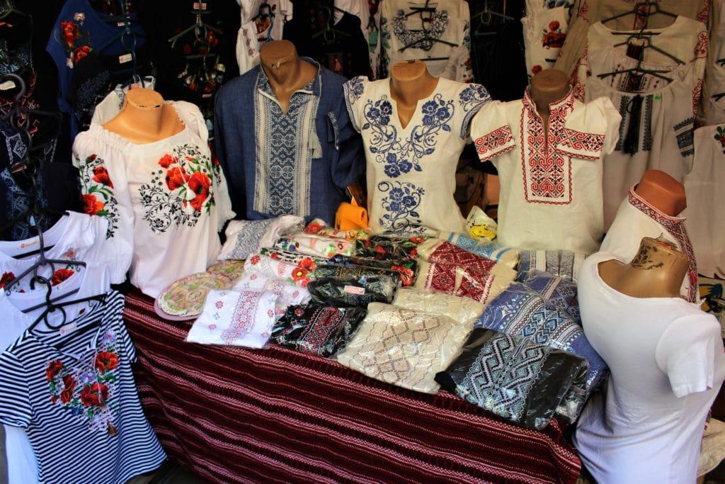 Ubrania tradycyjne
