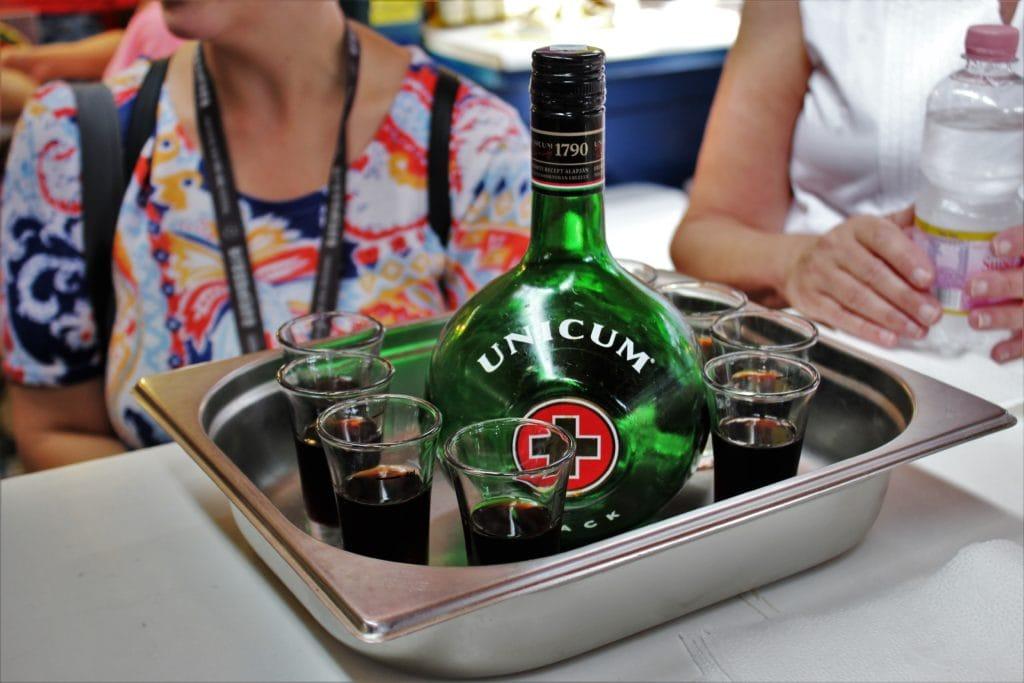 kuchnia węgierska unicum