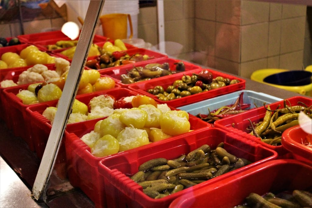 kuchnia węgierska pikle