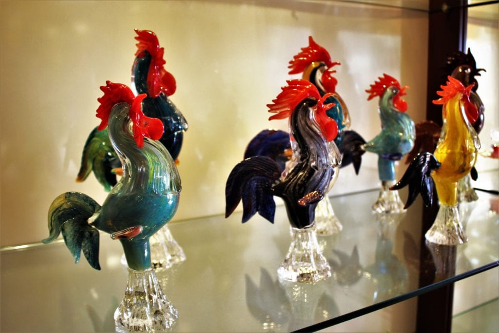 Wyroby ze szkła Murano