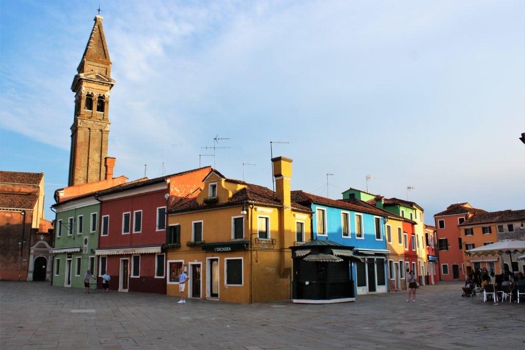 Burano Wenecja