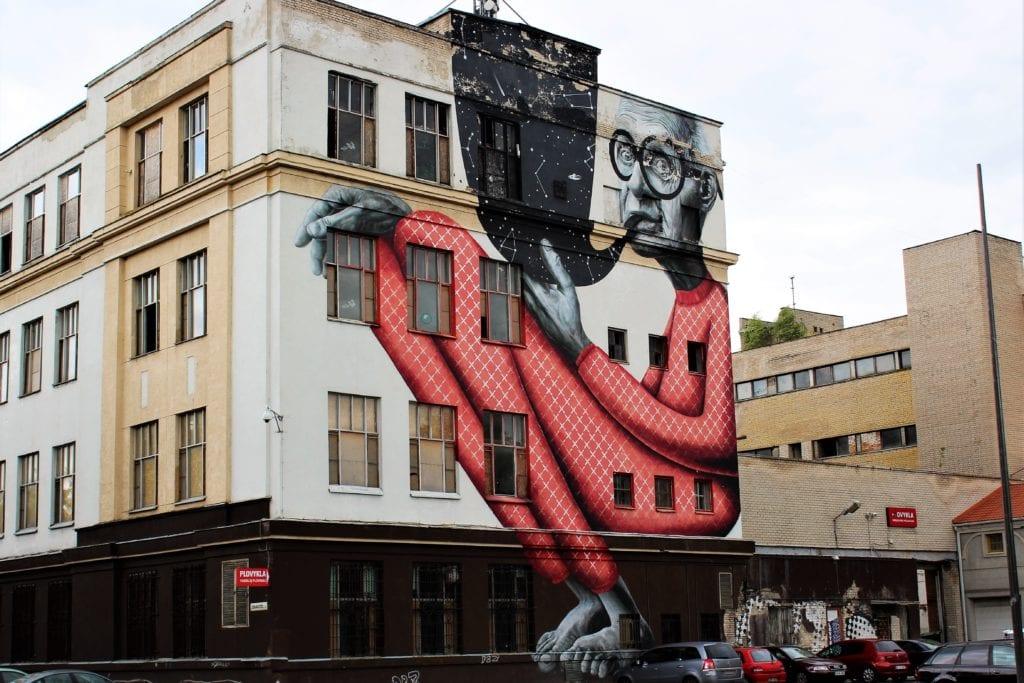 kowno streetart