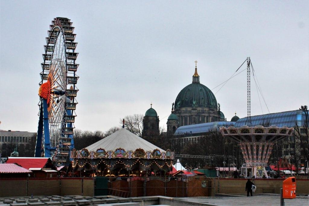 Jarmarki Bożonarodzeniowe Berlin