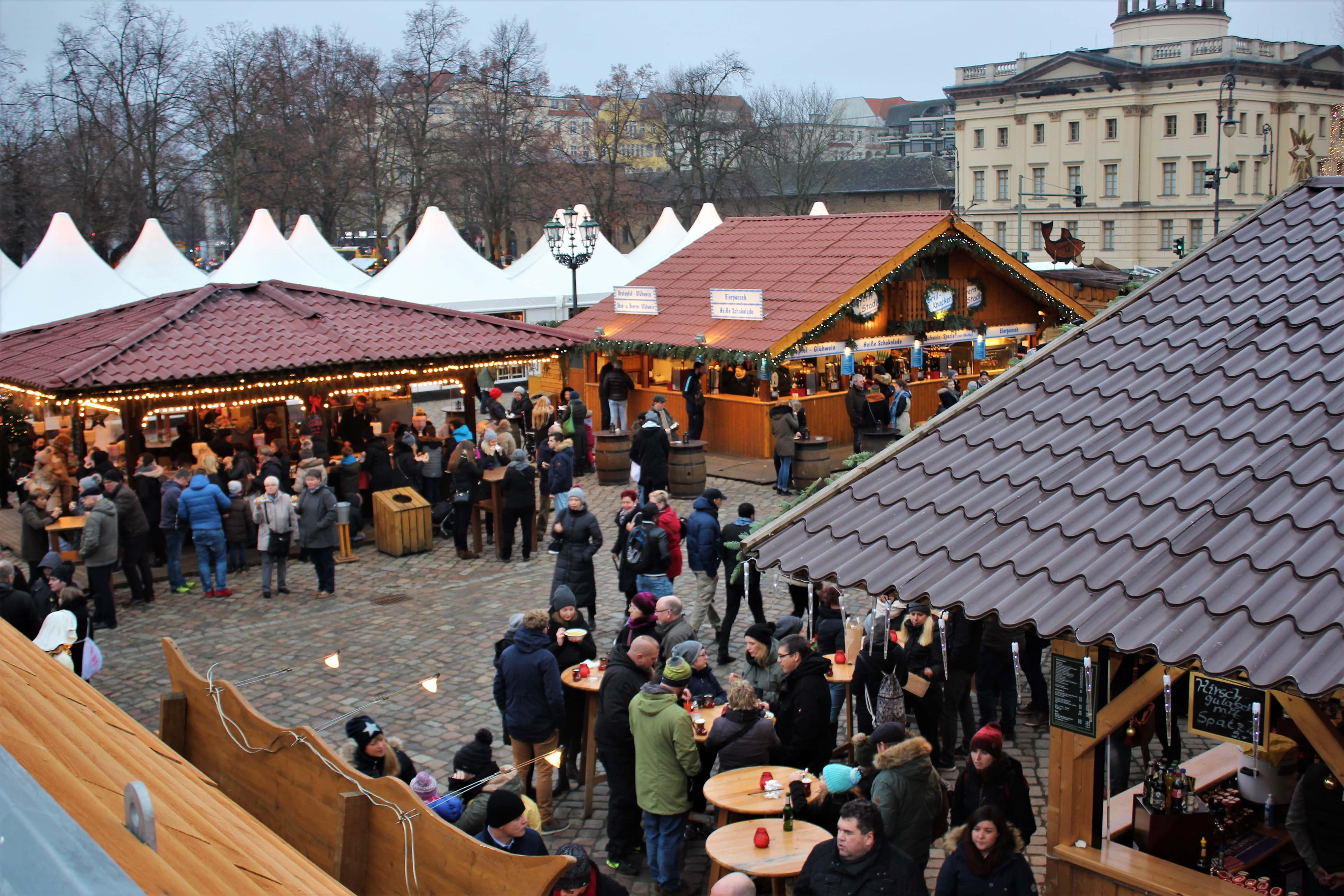 jarmark bożonarodzeniowy berlin