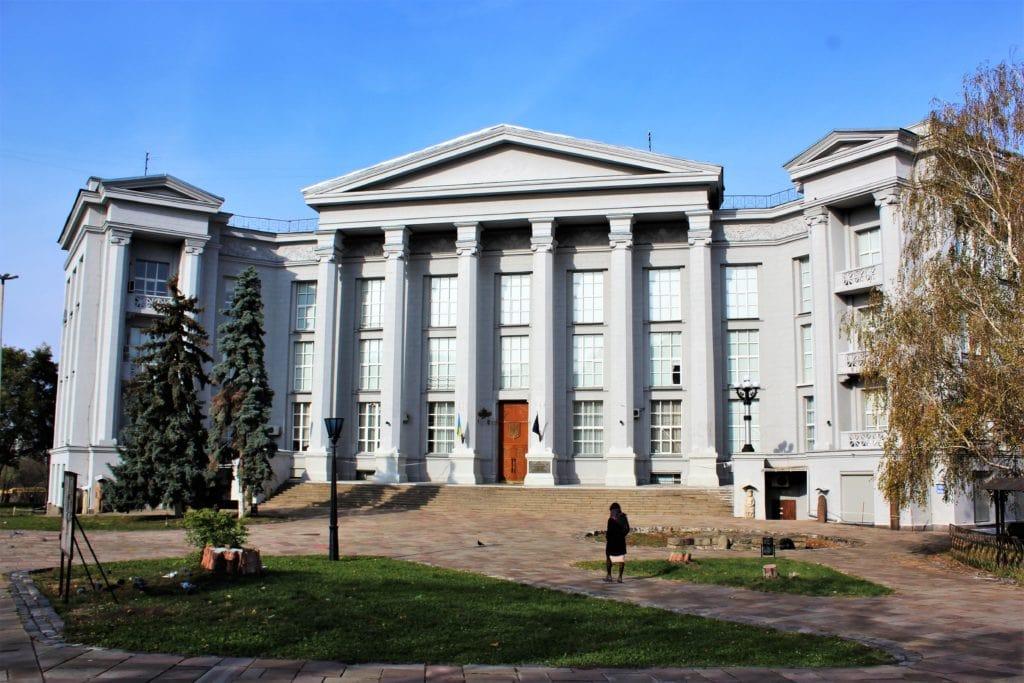 Kijów zwiedzanie muzeum historii Ukrainy
