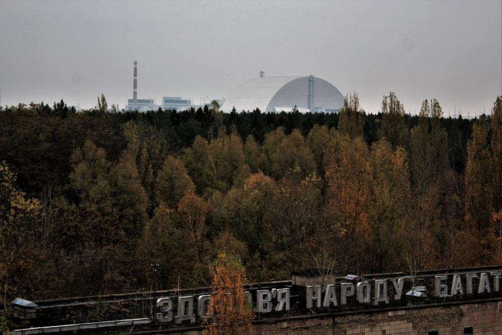 Czarnobyl reaktor