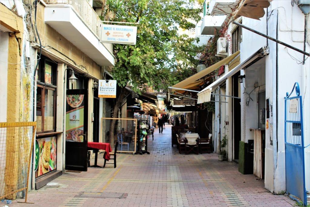 Nikozja atrakcje