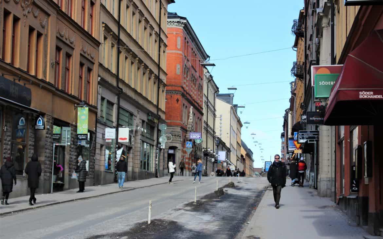 """Sztokholm śladami """"Millennium"""""""