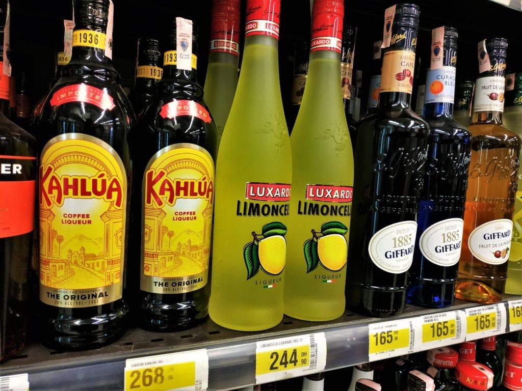 marrakesz alkohol