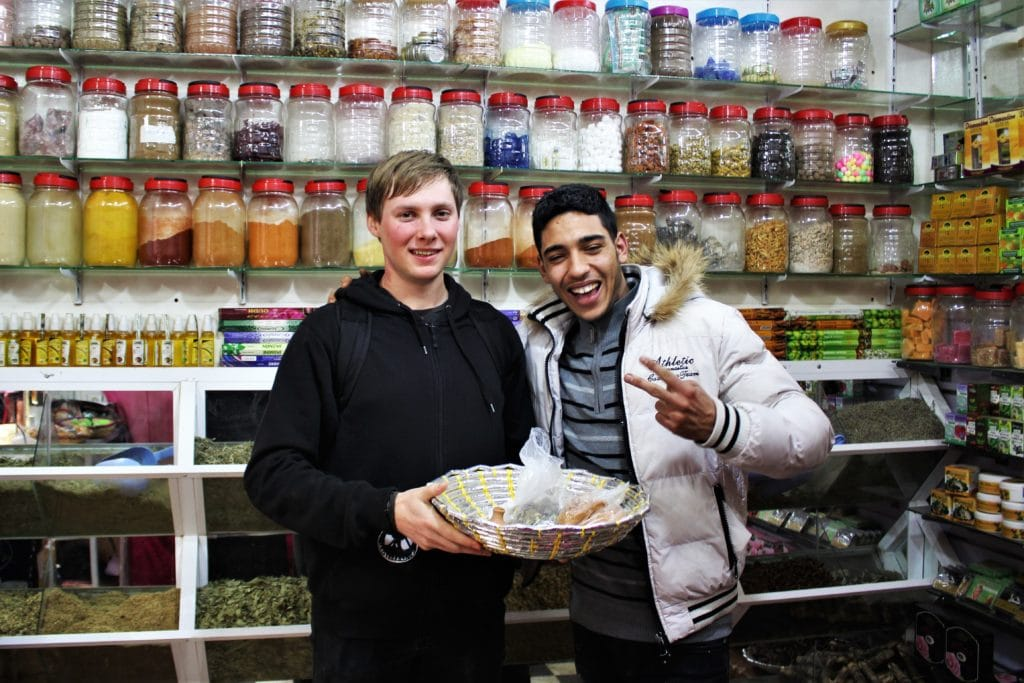 souki Marrakesz atrakcje