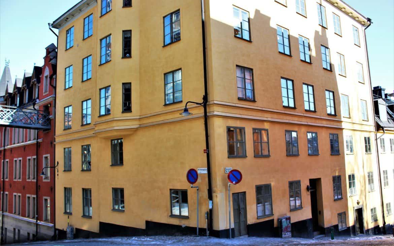 Bellmansgatan 1 Sztokholm
