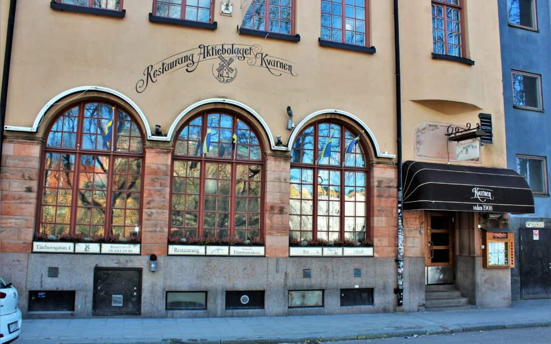 Kvaernen Sztokholm