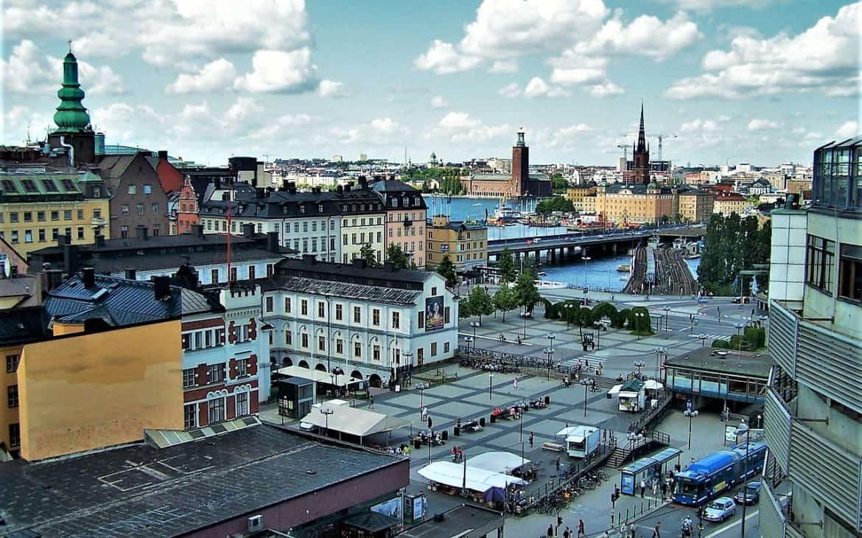 slussen sztokholm