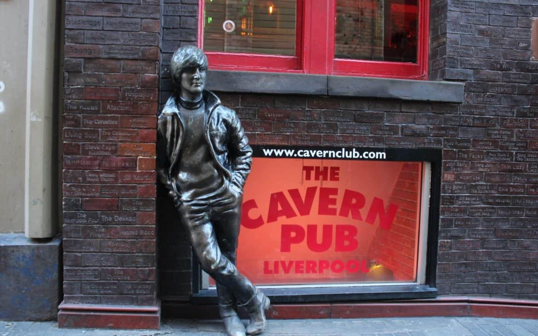 Liverpool śladami Beatlesów