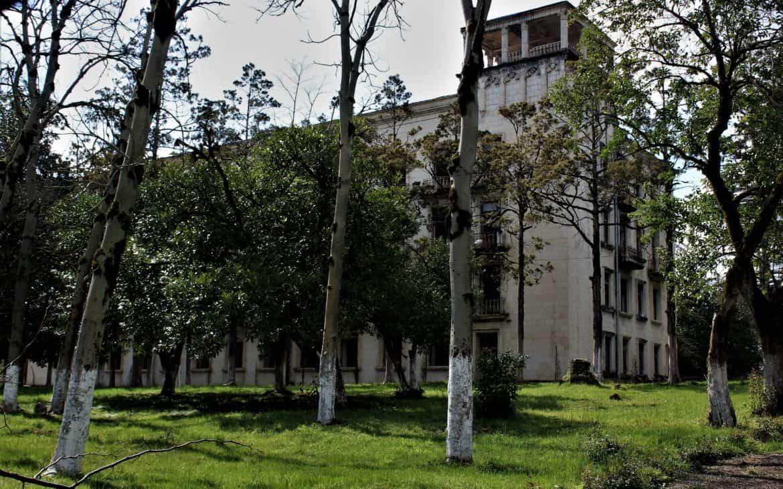 Hotel Shaxtiori 2