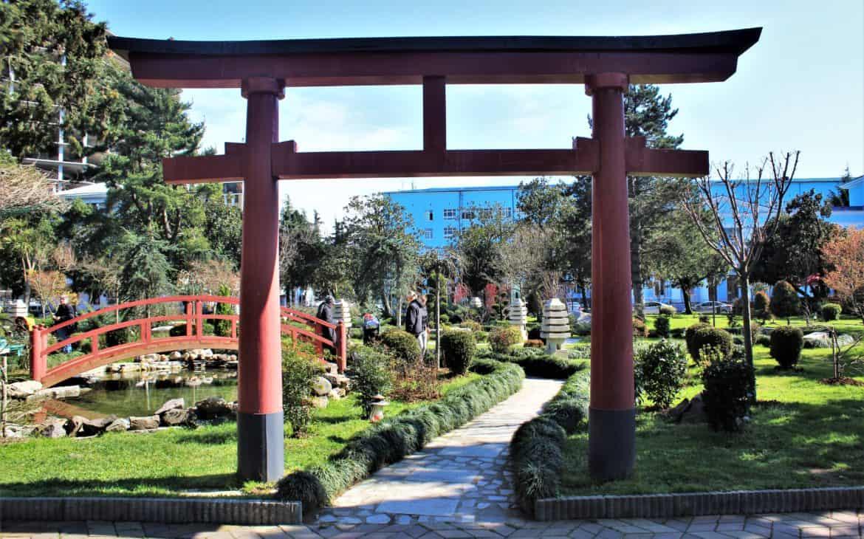batumi ogród japoński