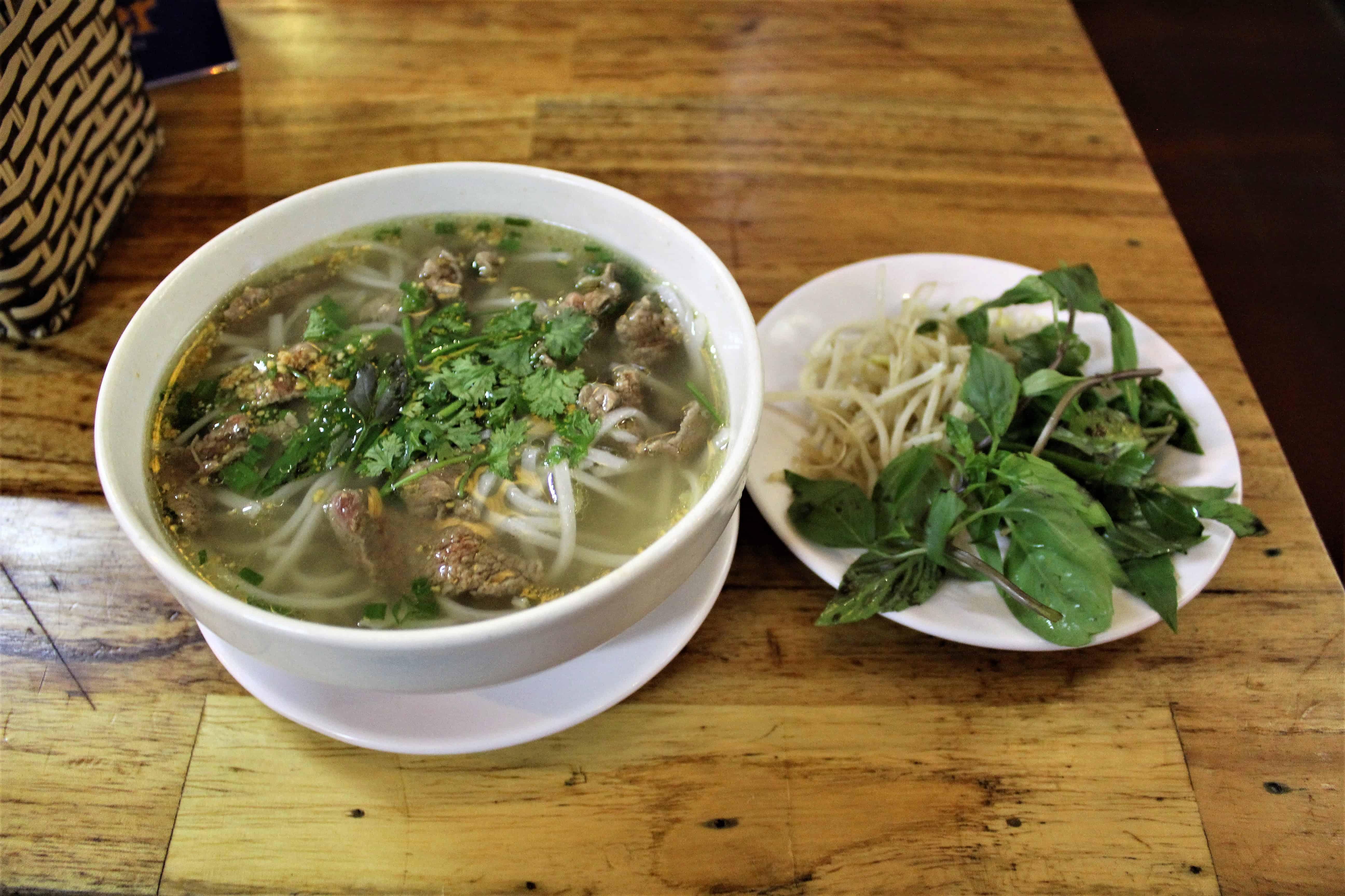 kuchnia wietnamska pho