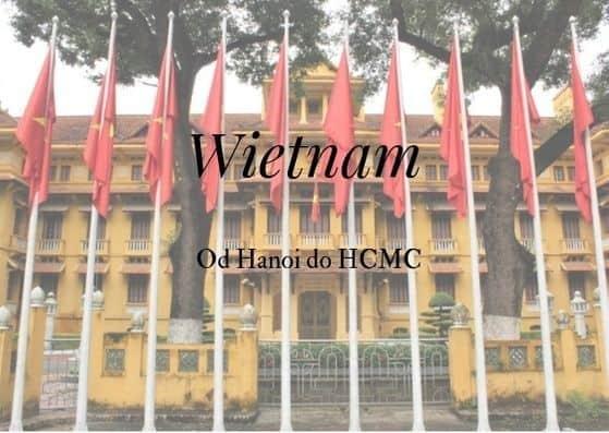 Wietnam Flagi Hanoi