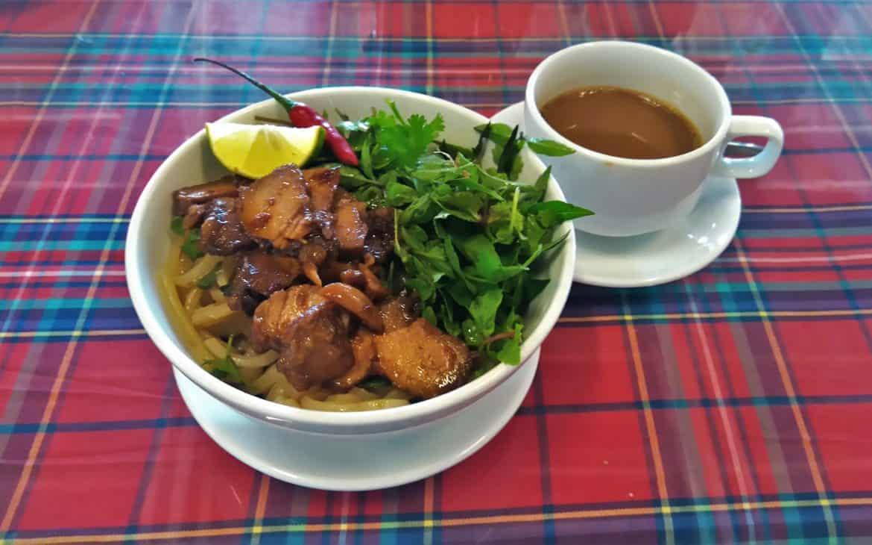 Wietnam jedzenie