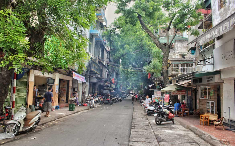 Wietnam Hanoi
