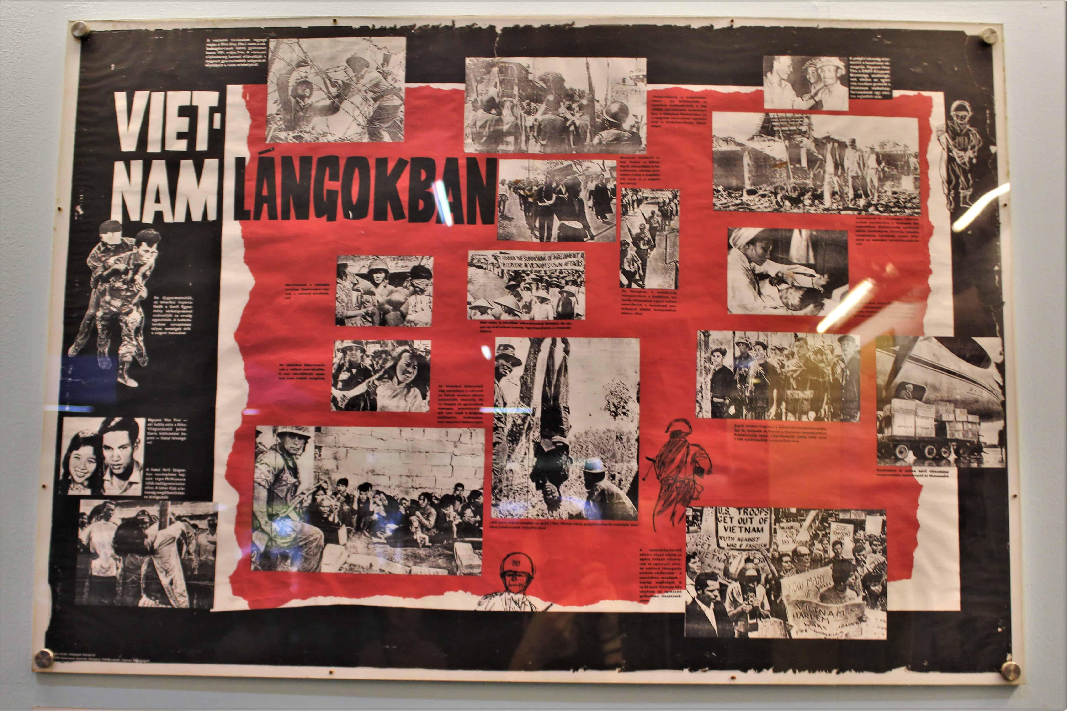 plakat antywojenny
