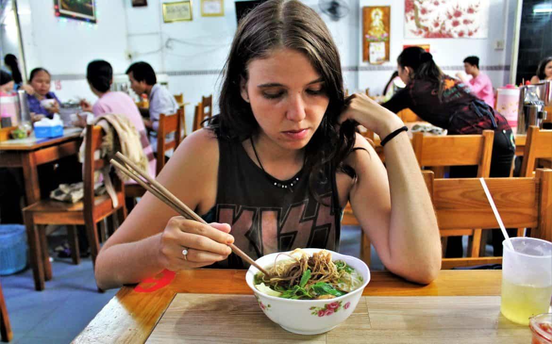 Wietnam - jedzenie