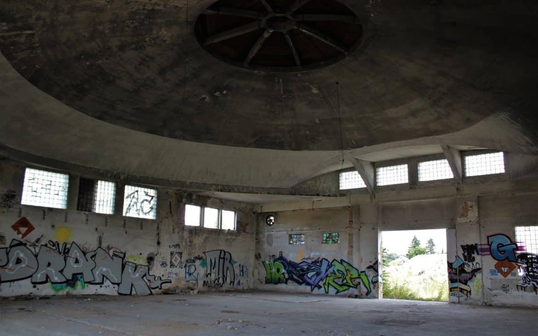 Karlshorst Hangars