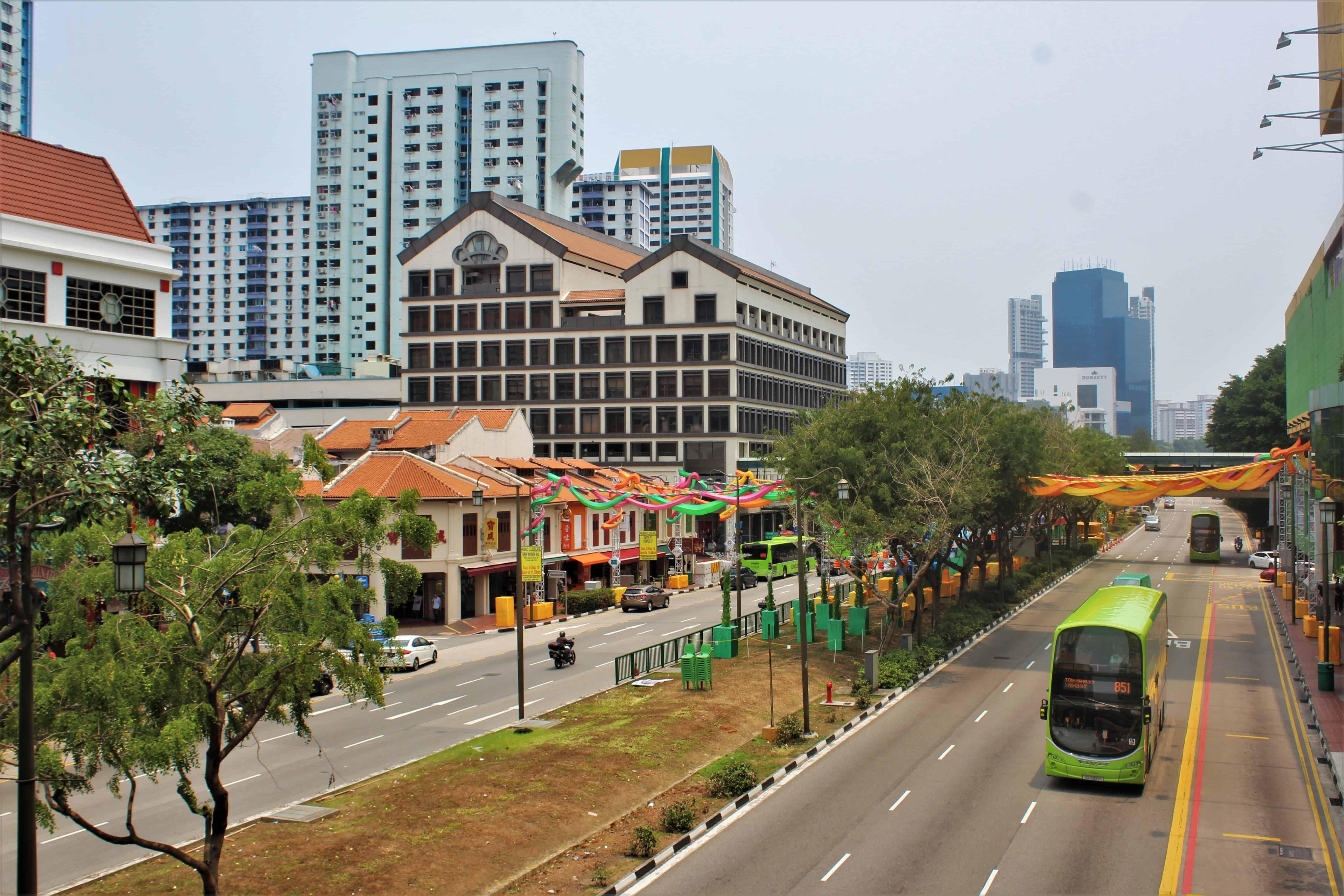 Singapur po raz pierwszy