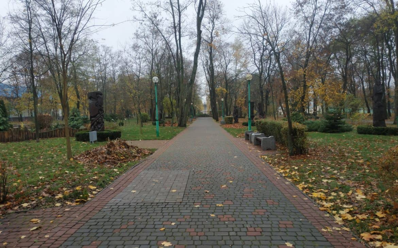 Park Brześć