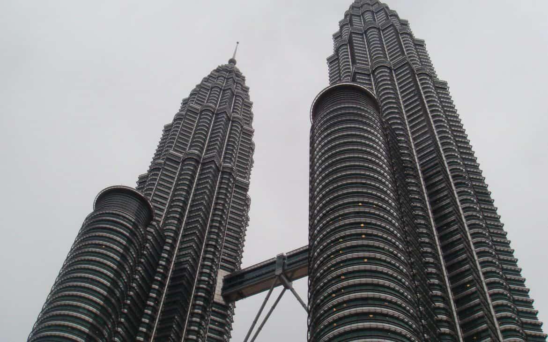 etronas twin tower
