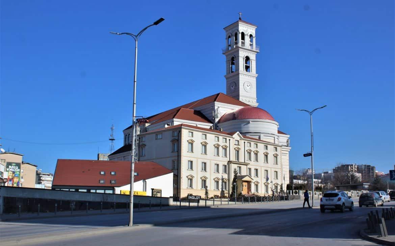 Katedra Matki Teresy Prisztina