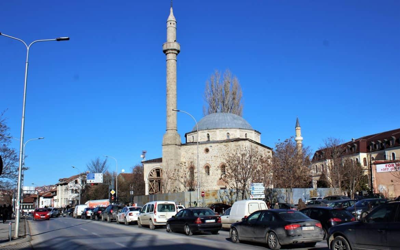 Meczet w Prisztinie