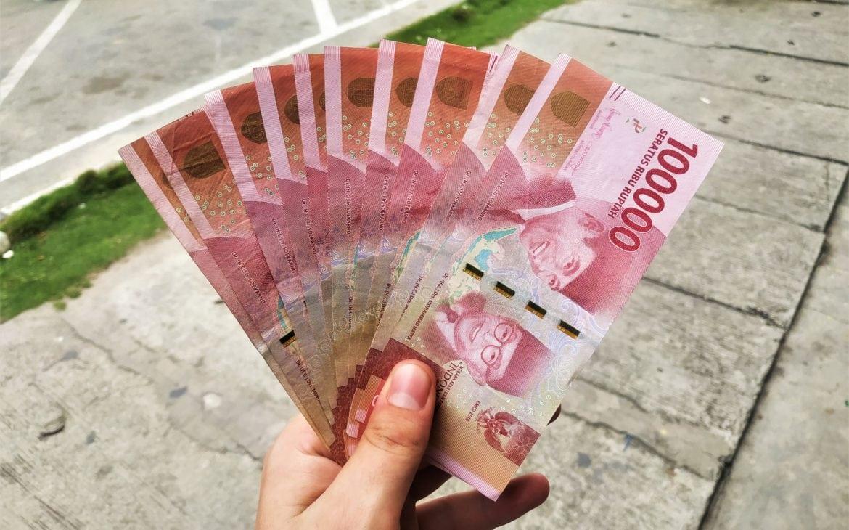rupia indonezyjska